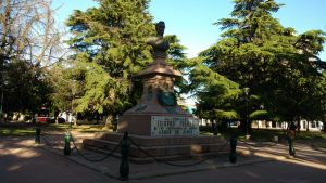 Monumento al Coronel Isidoro Suarez